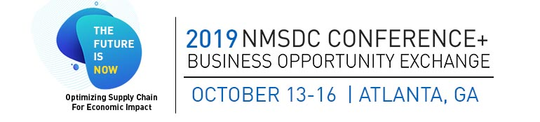 NMSDC Conference + Business Opportunity Exchange Logo