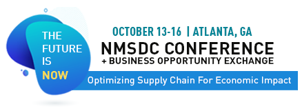 NMSDC Conference + Business Opportunity Exchange