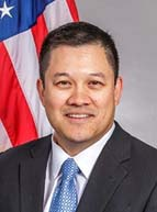 Albert K. Shen National Deputy Director