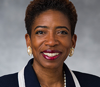 Carla Harris, Vice Chairman of Wealth Management and Senior Client Advisor, Managing Director, Morgan Stanley - Ronald H. Brown Leadership Award