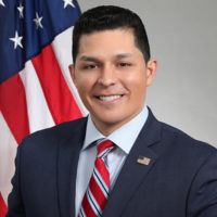 Christopher A. Garcia, Acting National Director, U.S. Department of Commerce Minority Business Development Agency