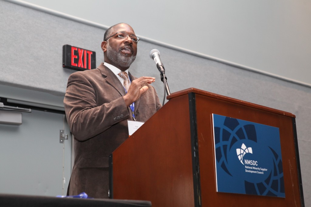 Carl Satterwhite of The RCF Group shares insights on how MBEs can implement NMSDC Best Practices.