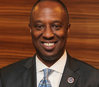 Ron Busby, Chief Executive Officer, US Black Chambers, Inc - Advocate of the Year Award