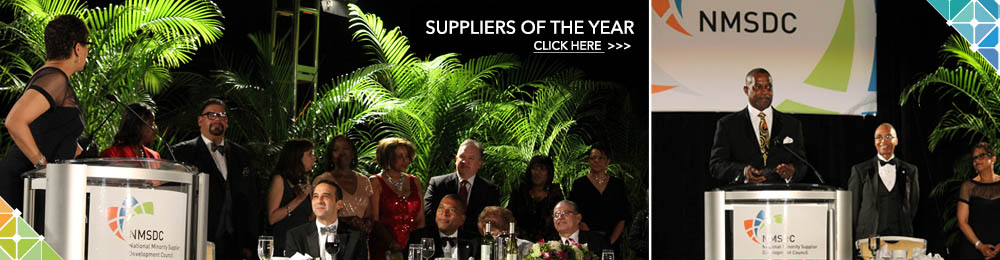 Suppliers Of The Year