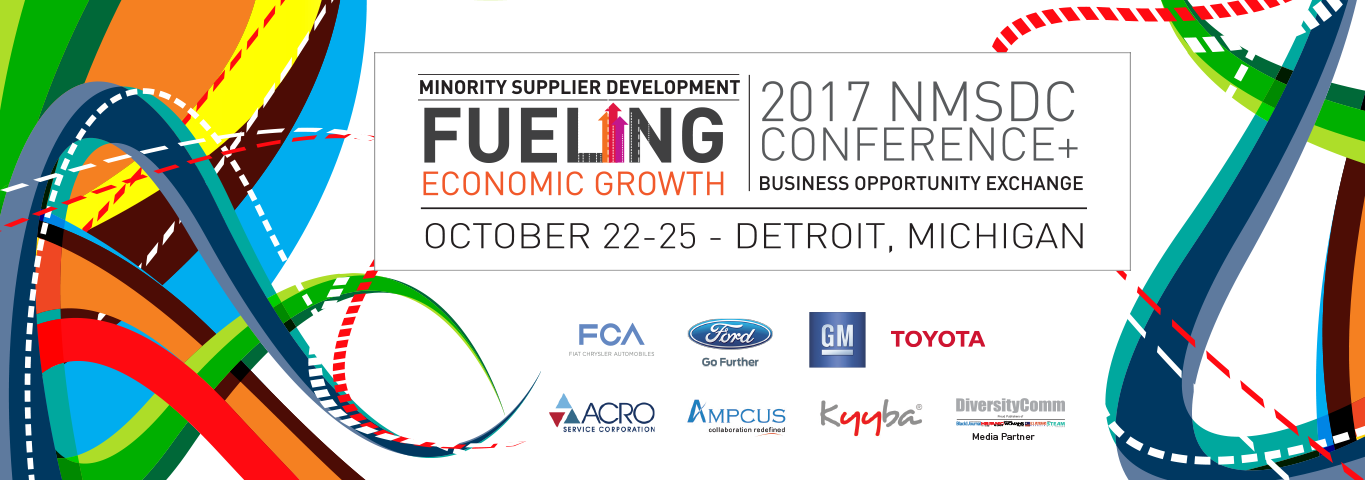 NMSDC 2017 Conference + Business Opportunity
