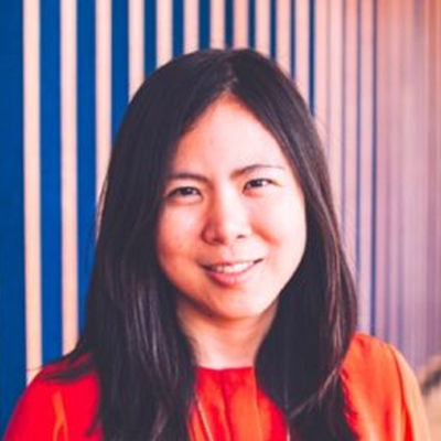 Monica Kang, Founder and CEO, InnovatorsBox